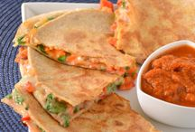 Quesadillas - Tortillas