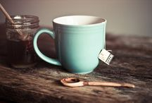 tea & coffee / by Lauren Kewley