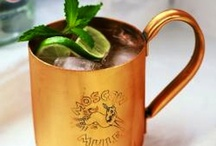 Recipes for Moscow Mules / Something you think might be delicious in a Moscow Mule? Let's try it!