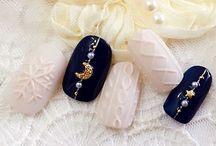 Stone Art Nails