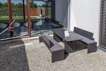 garden furnitures / by Valeria Toth