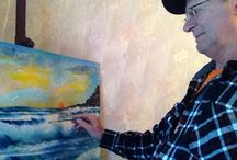 Oil paintings: Raymond Sears