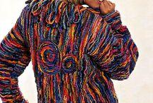Crazy wool