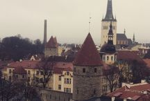 Tallinn, Estonia / Beautiful pictures of the old town in Tallinn, Estonia.
