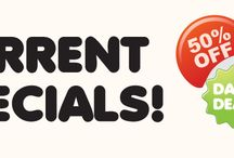 Oh Boy Love It Specials & Promos / See how you can save and other cool stuff!