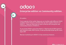 Odoo V9 Enterprise edition vs Community edition