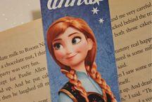 frozen bookmark