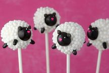 Lollipops / Cake Pops, etc. / by Michelle Howell