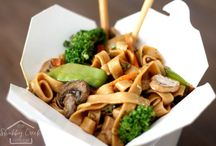 Vegan Noodles & Pasta