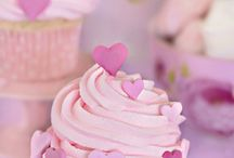 Cupcakes / So sweet.... So pretty ....!!!