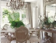 Ooh La La:  Oh So French! / French-style home decorating ideas inspired by beautiful France