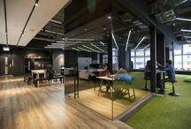 office, black