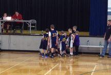 Basketball game!!!:):)