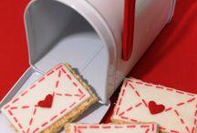 Valentines day biscuit ideas