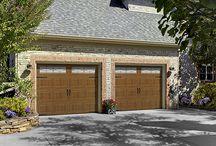 Amarr Oak Summit / by Thomas V. Giel Garage Doors