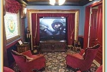 theater room / by Terri Erne