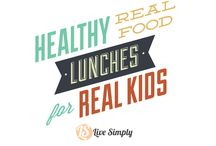 Healthy kids lunch / by Julie Kibby