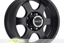 Vision Off Road Wheels & Vision Rims And Tires / Collection of Vision Rims & Vision Wheels and Tire packages