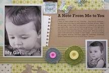 Kids Scrapbook Ideas / by Tracie Coffel-Neville