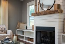 Home Details:  Fireplaces