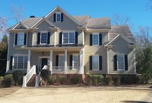 Exterior Paint / Take a look at how we turn your home's paint job from good to GREAT!