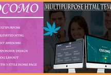 Websites Templates You Need / Templates Full Fill Your Needs We Design Your Sixth Sense 100% Responsive Cross Browser Compatible Affordable Neat  Clean