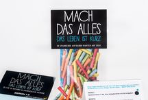 Adventskalender befüllen / http://www.geschenkidee.de/adventskalender-fuellen