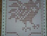 Перфокарты (машинное вязание)