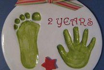 Foot prints crafts