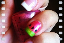 Nail Art / by Leanne O'Dell