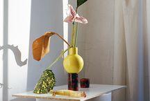 Flower / vases