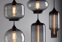 Modern industrial lighting