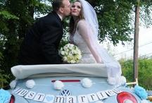 justmarried car