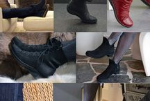 Collection Winter 2013 -2014 / We added new lasts to complete our range of extremely comfy shoes and booties.  The Opera last has a small and practical heel yet very elegant and sturdy. Heels that woman can wear all day without getting tired.  Our new last Beatle has a flat outsole which appeals to an urban look. Fresh, young and trendy and still very comfortable to walk on.