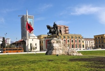 Tirana / Tirana is the capital and largest city of Albania. Tirana was founded as an Ottoman town in 1614.Tirana became Albania city in 1920, Tirana is the center of political, economic and cultural center of the country. #tour #tirana #city #travel #albania #center #tourtravel   #tourists #culture #placestovisit #explore #cities #sondortravel