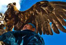 Nikon fotoreis 2015 / Pioniersreis naar het #Adelaarsfestival in #Mongolië samen met Nikon- en reisfotograaf Henk Kloosterhuis, co-auteur van de Dominicus Reisgids.