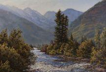 Pintura paisagens