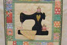 naaimachine quilt