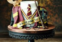 harry potter love cake