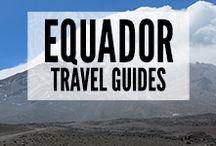 Travel Equador / Travel guides for Equador