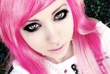Makeup .-.