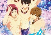 Free! [ swimming homos ❤ ]