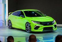 Honda / Honda Automobiles and Motorcycles