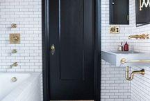 Kitchen/bathroom ideas
