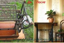 DIY furniture (Мебель, переделка, мастер-классы)
