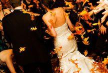 Fall Wedding Faves