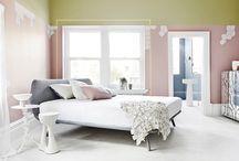Dulux 2016 Colour Trends / Interior colour inspiration from Dulux