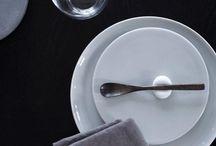 Dinner is served! / Tableware Table decoration Kitchenware Kitchen gadgets Pretty in the kitchen