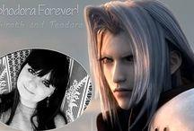 Sephodora / Sephiroth and Teodora Forever!