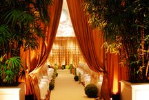 Palace Hotel - San Francisco / The Palace Hotel in San Francisco is a beautiful venue for weddings, social and corporate events.  Enhanced Lighting has had the privilege of transforming the Palace for many events over the years.